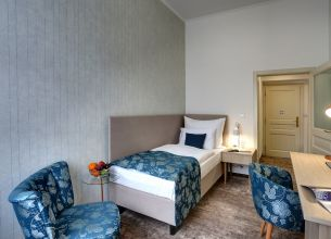 Jednolůžkový pokoj COMFORT Plus - ASTORIA Single room Comfort Plus 2