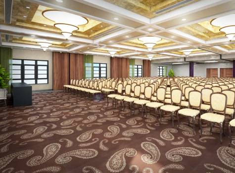 Caramell Premium Resort - Caramell Premium Resort Santal conference hall