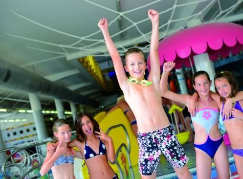 Hotel Park Inn Zalakaros - kids world indoor