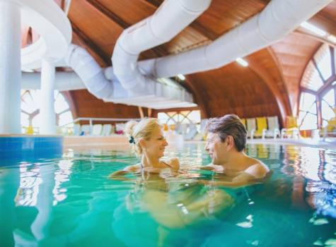 Hotel Park Inn Zalakaros - thermal pool indoor