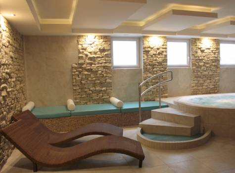 Thermal Hotel ***Superior - Wellness terem