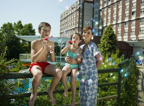 Thermal Aqua**** - DHSR Aqua_family hotel