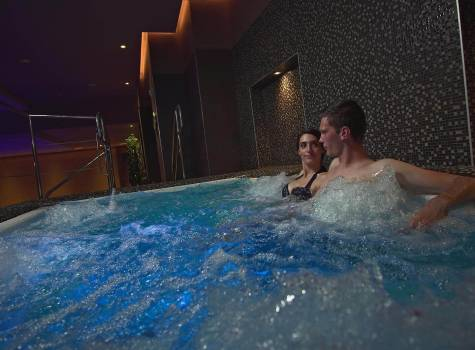 Atlantida Boutique Hotel - jacuzzi