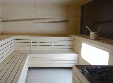 Atlantida Boutique Hotel - sauna-2