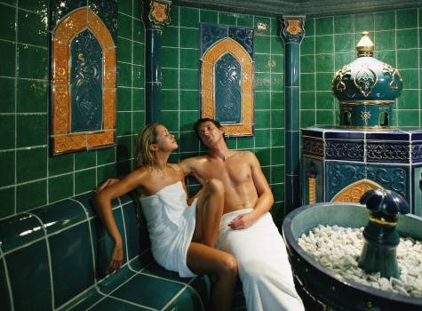 Hotel Slovenija - Turkish bath_1