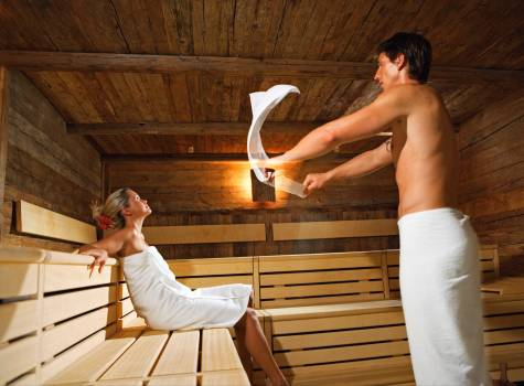 Wellness Hotel Apollo superior - Finnish sauna