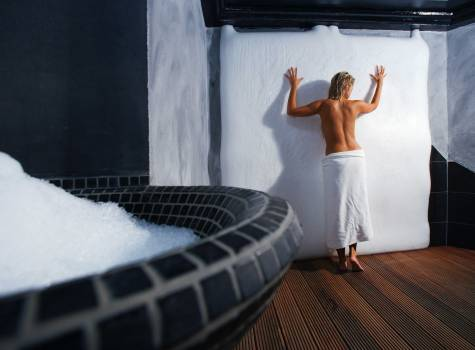 Wellness Hotel Apollo superior - Ice cave