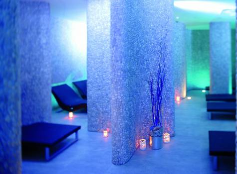 Wellness Hotel Apollo superior - Thalasso Centre - Relaxation area