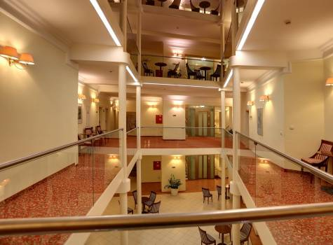 ASTORIA Hotel & Medical Spa - ASTORIA - Interier -Atrium 1