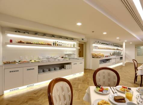 ASTORIA Hotel & Medical Spa - Breakfast 2