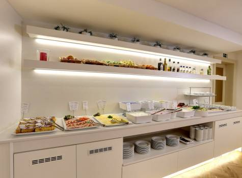 ASTORIA Hotel & Medical Spa - Breakfast Buffet 1