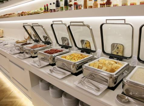 ASTORIA Hotel & Medical Spa - Breakfast Buffet 2