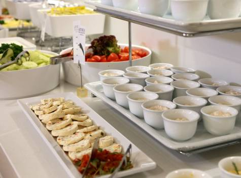 ASTORIA Hotel & Medical Spa - Breakfast Buffet 3