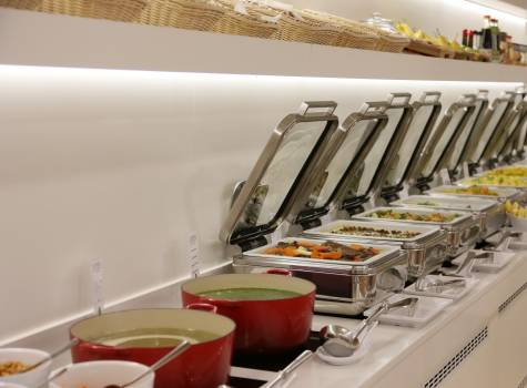 ASTORIA Hotel & Medical Spa - Dinner Buffet 4