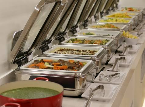 ASTORIA Hotel & Medical Spa - Dinner Buffet 5