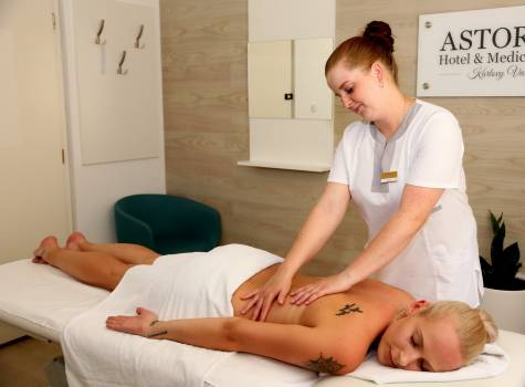ASTORIA Hotel & Medical Spa - massage 5