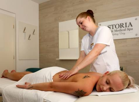 ASTORIA Hotel & Medical Spa - massage 7