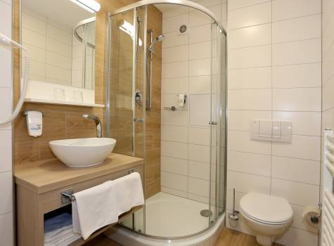 ASTORIA Hotel & Medical Spa - ASTORIA - Double room BATHROOM 3
