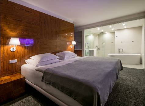 Luxury Spa a Wellness Hotel Prezident - Junior Suite 2