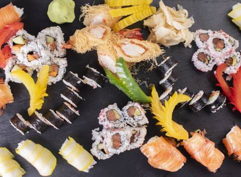Luxury Spa a Wellness Hotel Prezident - Sushi