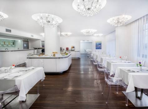 Luxury Spa a Wellness Hotel Prezident - Restaurace (4)