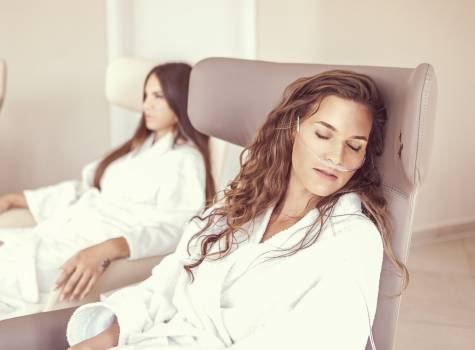 Luxury Spa a Wellness Hotel Prezident - oxygenoterapie