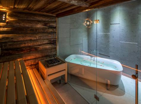 Luxury Spa a Wellness Hotel Prezident - Sauny (16)