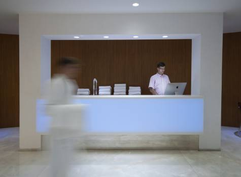 Luxury Spa a Wellness Hotel Prezident - Recepce WR