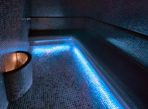 Luxury Spa a Wellness Hotel Prezident - parní sauna