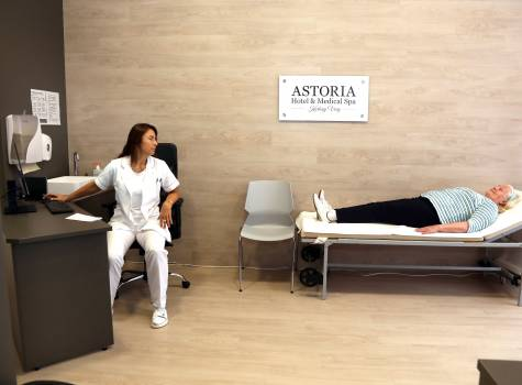 ASTORIA Hotel & Medical Spa - 012