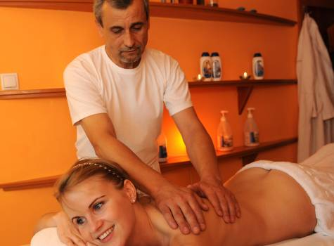 Hotel Répce - Repce_Gold-Massage