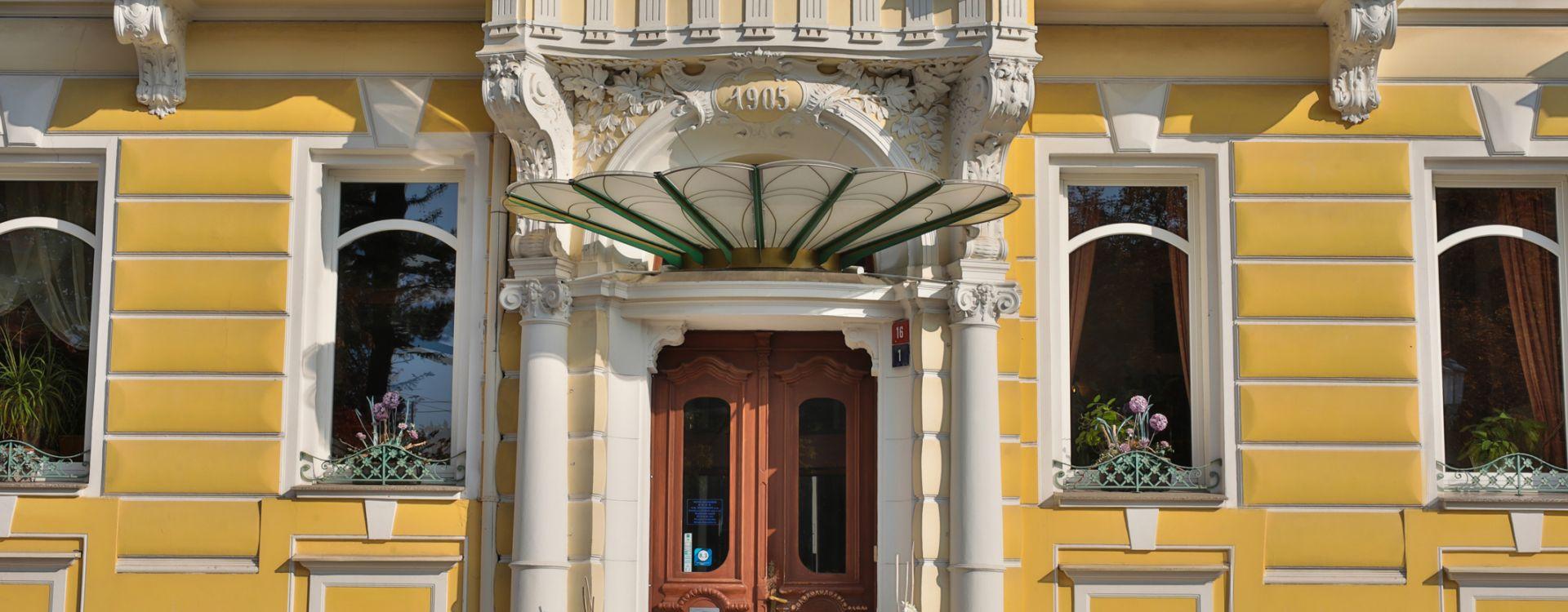 Hotel Belvedere - dočasně uzavřen