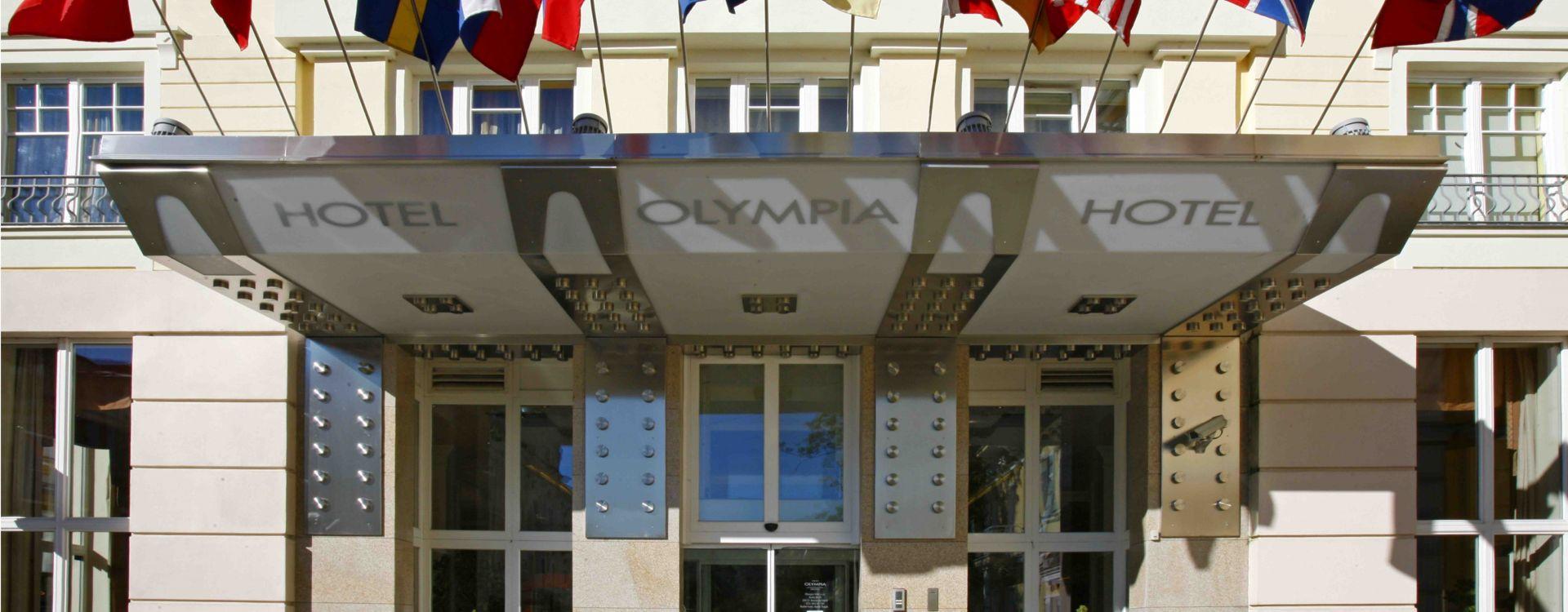 Spa Hotel Olympia - dočasné uzavření hotelu