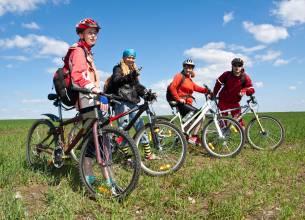 Cyklistický pobyt s regenerací