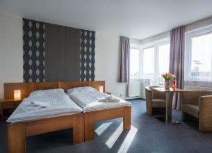 Mimosezonní pobyt v Garni Hotelu pro dva