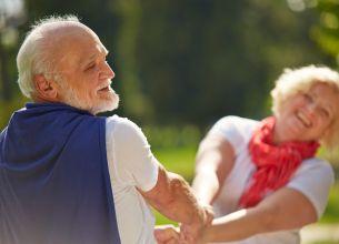 Zkrácený ozdravný pobyt v lázních pro seniory