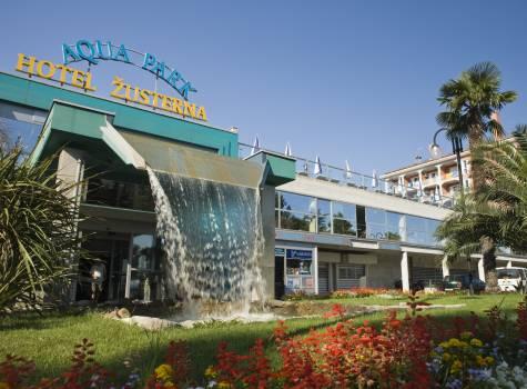 Aquapark Žusterna Hotel