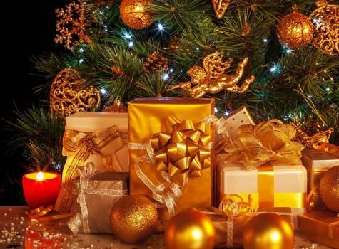 Vánoční oslava