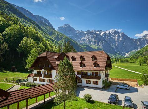Hotel Plesnik - Logarska dolina