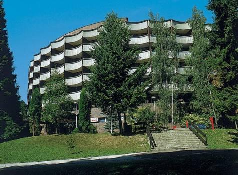 Lázeňský dům Baník