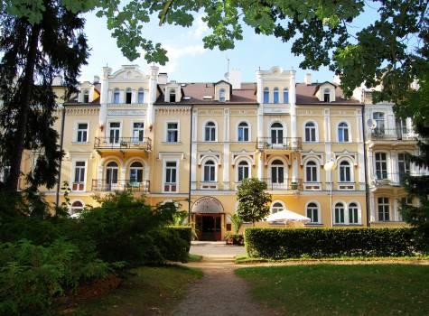 Lázeňský dům Erika