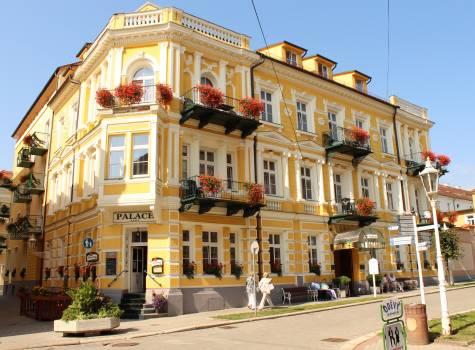 Lázeňský dům Palace I