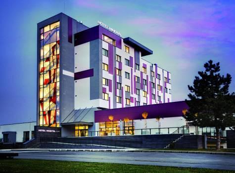 Lázeňský hotel Mineral