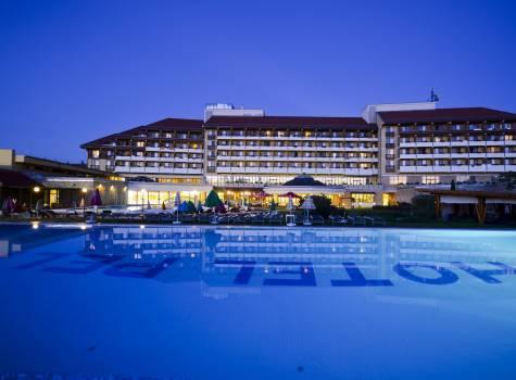 Lázeňský hotel Pelion
