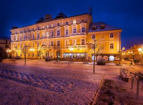 Lázeňský hotel SAVOY ****