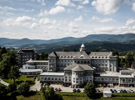 Lázně Jeseník Hotel Priessnitz