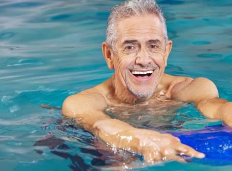 Léčebný pobyt pro muže po operaci prostaty