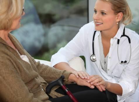 Pobyt pro seniory s lékařskou konzultací