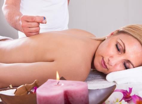 Regenerace zad a kloubů s akupunkturou