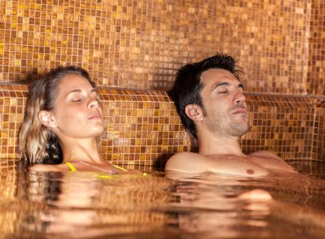 Relaxační týden v lázních pro oba